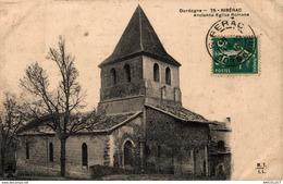 6001-2019      RIBERAC   ANCIENNE EGLISE ROMANE - Riberac