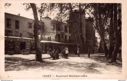 3520-2019    CERET    BOULEVARD  MARECHAL JOFFRE - Ceret