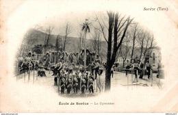 3579-2019     SOREZE   ECOLE   LE  GYMNASE - Francia