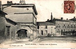 3908-2019     ST MIHIEL   ANCIENNE ROUTE DE COMMERCY - Saint Mihiel