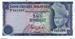 7601-2019    BILLET  DE BANQUE   MALAYSIE - Malaysia