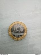 8013-2019   PIECE DE 10 FRANCS GENIE DE LA BASTILLE 1996 - K. 10 Francs