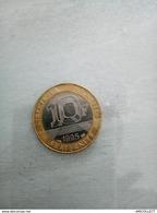 8015-2019   PIECE DE 10 FRANCS GENIE DE LA BASTILLE 1995 - K. 10 Francs