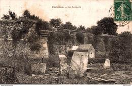 631-2019    CARIGNAN   LES REMPARTS - Francia