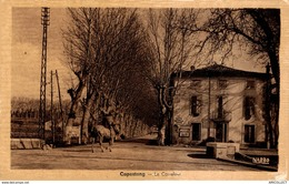 762-2019     CAPESTANG   LE CARREFOUR - Capestang