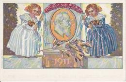 Postkarte Königreich Bayern Prinzregent Luitpold 1821-1911 - Ungestempelt (15045) - Germany