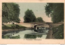 1068-2019   TOULOUSE  L EMBOUCHURE - Toulouse