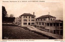 1177-2019     GROLLE ST BERNARD  SANATORIIUM DEPARTEMENTAL - Autres Communes