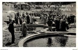 1185-2019   LAGUIOLE   SALMONICULTURE - Laguiole