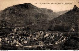 1187-2019  GORGES DU TARN  PEYRELEAU ET LE ROZIER - Autres Communes