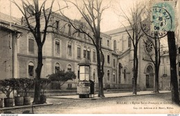 1188-2019 MILLAU   EGLISE ST FRANCOIS ET COLLEGE - Millau