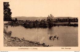 1192-2019    CAMPAGNAC   L ETANG - Autres Communes