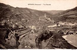 1195-2019    ESTAING   VUE GENERALE - Autres Communes