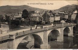 1196-2019    ST GENIEZ D OLT   LE PONT - Autres Communes
