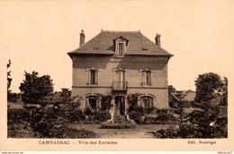 1197-2019   CAMPAGNAC   VILLA DES ESTRADES - Autres Communes
