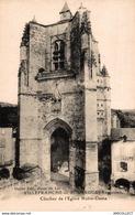 1204-2019    VILLEFRANCHE DE ROUERGUE    CLOCHER DE L EGLISE NOTRE DAME - Villefranche De Rouergue