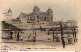 5469 -2019    ROYAN     PLAGE DE FONCILLON  FACADE DU CASINO - Royan