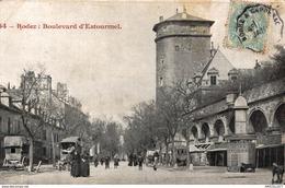 5496 -2019   RODEZ   BOULEVARD D ESTOURMEL - Rodez