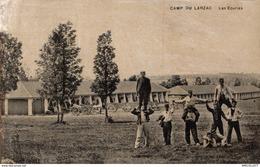 5500 -2019  CAMP DU LARZAC   LES ECURIES - Autres Communes