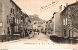 5505 -2019   ST AFFRIQUE   BOULEVARD VICTOR HUGO - Saint Affrique