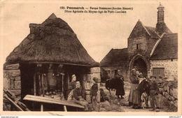 5524 -2019     PENMARCH   FERME BRETONNE - Penmarch