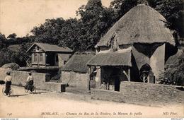 5575 -2019     MORLAIX   CHEMIN DU BAS DE LA RIVIERE  LA MAISON DE PAILLE - Morlaix