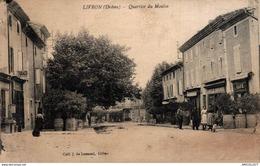 5752 -2019     LIVRON   QUARTIER DU MOULIN - Autres Communes