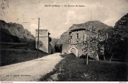 5758 -2019     SAOU   LE DONJON DE LASTIC - Autres Communes