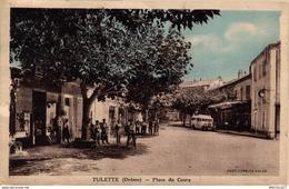 5759 -2019    TULETTE  PLACE DU COURS - Autres Communes