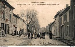 5784-2019         PIERRELATTE   BOULEVARD CHANDEYSSON - Autres Communes
