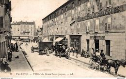 5785-2019         VALENCE   L HOTEL DU GRAND ST JACQUES - Valence