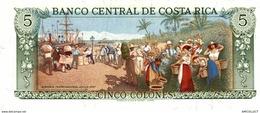 7256-2019    BILLET ETRANGER   COSTA RICA - Costa Rica