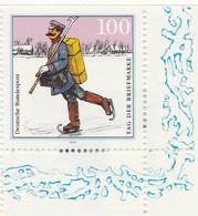 PIA - GER- 1994 : Giornata Del Francobollo - Portalettere Sui Pattini  -  (Yv 1596) - Giornata Del Francobollo
