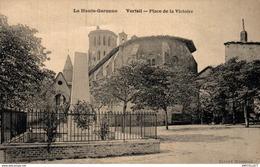 9546  -2018  VERFEIL   PLACE DE LA VICTOIRE - Verfeil