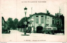 9734  -2018   REVEL   AVENUE DE ST FERREOL - Revel