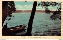 9819  -2018     REVEL   LES  BORDS DU LAC ST FERREOL - Revel