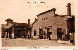 19-2019    CAPDENAC   LA GARE - Autres Communes