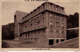 27-2019   MUROLS   LE TOURING HOTEL ET SON PARC - Autres Communes