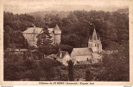 42-2019    CHATEAU DE ST REMY   FACADE SUD - Autres Communes
