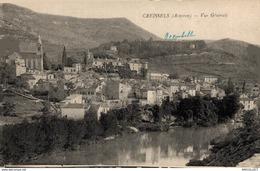 49-2019     CREISSELS   VUE GENERALE - Autres Communes