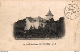 55-2019   LA BORIE BASSE  PAR VAILHOURLES - Autres Communes