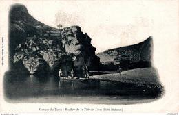 58-2019    GORGES DE TARN  ROCHER DE LA TETE DE LION - Autres Communes