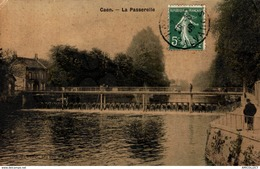 131-2019  CAEN   LA PASSERELLE - Caen