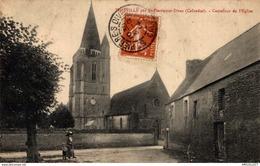 161-2019   THIEVILLE    CARREFOUR DE L EGLISE - France