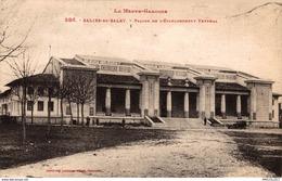 188-2019  SALIS DU SALAT  FACADE DE L ETABLISSEMENT THERMAL - Salies-du-Salat