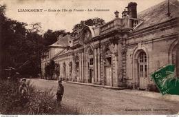 219-2019    LIANCOURT   ECOLE DE L ILE DE FRANCE   LES COMMUNS - Liancourt