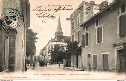 334-2019     MARTRES TOLOSANNE   L AVENUE DE LUCHON - Autres Communes
