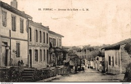 341-2019     PIBRAC   AVENUE DE LA GARE - Pibrac