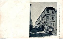 9154-2018    MONTFERRAND   MAISON DE L APOTHICAIRE - Autres Communes