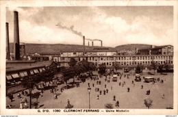 9158-2018     CLERMONT FERRAND   USINE MICHELIN - Clermont Ferrand